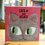 Shinzi Katoh CATS OF THE ATLATE diary CAT'S EYE(PINK)