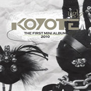 韓国音楽 KOYOTE(コヨーテ)- KOYOTEアグリー(ミニアルバム)