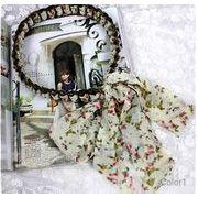 ベルトスカーフ装飾リボン結びベルト :全9色_C88A7037