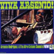 ARSENIO RODRIGUEZ & THE AFRO-CUBANO SOUND�@�@VIVA ARSENIO!