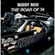 BUDDY RICH  THE ROAR OF 74