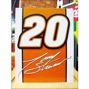 アメリカンブリキ看板 Toney Stewart#20 ロゴ