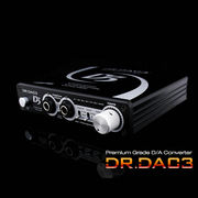 DR.DAC3 AUDIOTRAK ヘッドフォンアンプ