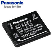 DMW-BCL7 パナソニック デジタルカメラ バッテリーパック