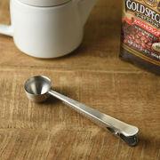 クリップ機能付きコーヒーメジャースプーン
