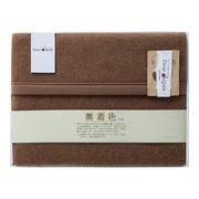(テキスタイル)(毛布)無着色 キャメル毛布(毛羽部分) 524020S