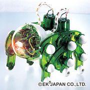【はんだ付けロボット工作キット】アボイダーIII