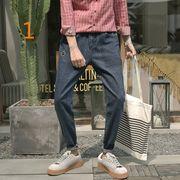 【ニュースタイル !!】人気新作★ズボン★韓国風★ジーンズ★レジャー★ファッション★男9分のズボン