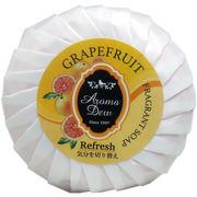 アロマデュウ フレグラントソープ グレープフルーツの香り 100g