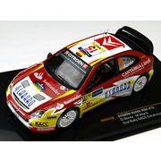 ixo/イクソ シトロエン クサラ WRC 2006年 ラリー・カタルニヤ 2位 #15 ドライバー:D.Sordo/M.Marti