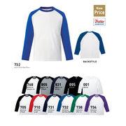 ラグラン長袖Tシャツ/TMS