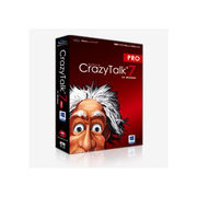 SAHS-40860 AHS 写真やイラストをしゃべらせるソフト CrazyTalk 7 PRO for Windows