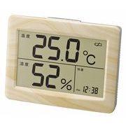 温度湿度計 N-008エアサーチ付温度湿度計