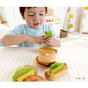 【Playfully Delicious】 ハンバーガー&ホットドック