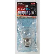 ELPAミニボール球G4010WE26CロングG-L8006H(C)