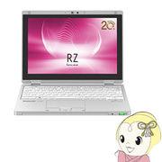 パナソニック ノートパソコン Let's note RZ6 CF-RZ6DFFPR SIMフリー