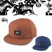 STUSSY STOCK WOVEN LABEL STRAPBACK  15525
