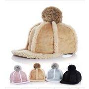 韓国風★★★★大人気★★秋冬スタイル★キッズ用ファション帽子★キッズ野球帽子★ハットファション帽★