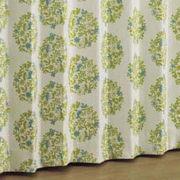 DE1315 川島織物セルコン アムリタ リング 1.5倍形態安定プリーツ 100×135 グリーン