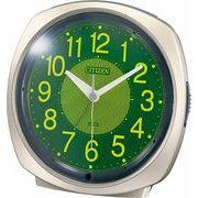 【新品取寄せ品】シチズン目覚まし時計「サイレントミグ638」8RE638-018