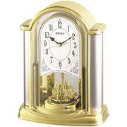 【新品取寄せ品】セイコークロック 置時計 BY418G