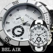 �yBel Air collection�z �o�C�J���[ ���o�[�x���g �����Y �r���v JY1 �z���C�g�y�r�b�O�t�F�C�X�z
