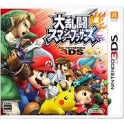 CTR-P-AXCJ 「3DS」 任天堂 大乱闘スマッシュブラザーズ for 3DS
