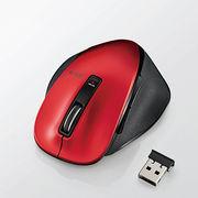 エレコム EX-G ワイヤレスBlueLEDマウス M-XG4DBRD