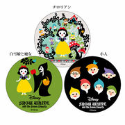 Disney Snow White and Seven Dwarfs Designed by Kinpro ステッカー