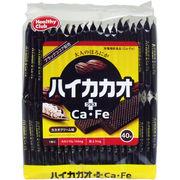 ヘルシークラブ ハイカカオ+Ca・Fe カカオクリーム味 40枚入