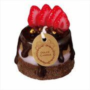 sweets candle ドルチェキャンドル 「 ベリーショコラ 」 キャンドル