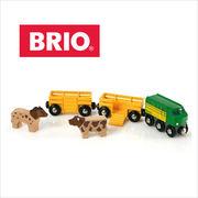 BRIO(ブリオ)ファームトレイン