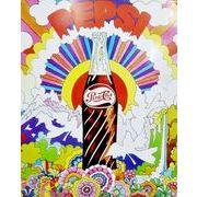 メタルサイン PEPUSI1969【人気のペプシコーラ!】