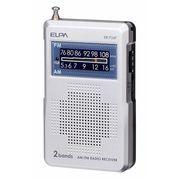 ELPAAM/FMポケットラジオER-P26F
