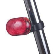 LB201RD ヤザワ 自転車用LEDライト 赤色LED×3灯