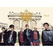 韓国音楽 TEEN TOP(ティーントップ)- 1集[No.1](一般版)