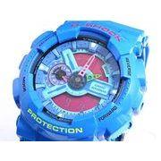 カシオ CASIO Gショック G-SHOCK ハイパーカラーズ 腕時計 GA110HC-2A