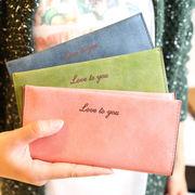 2014新しいデザイン/女性財布/ロングスタイル/キャンディカラー/ファッション/マルチ
