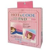ホット&クールパッド ピンク(化粧箱) LL F8110
