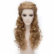 �V���f���� Cinderella �� �R�X�v�� �E�B�b�O �ϔM wig cosplay �R�X�`���[�� ��p�l�b�g�t��