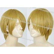 ONE PIECE �����s�[�X �T���W�� ���� ���i�� �ϔM �R�X�v���E�B�b�O Cosplay Wig