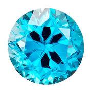 カラーダイヤモンド ブリリアントカット ルース スカイブルー/約1.0-3.3mm