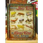 �A�����J���u���L�Ŕ� JIG'EM & GIG'EM Club