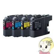 LC211-4PK ブラザー 純正 インクカートリッジ お徳用4色パック