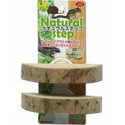 小動物用木製ステージ!「ナチュラルステップ 2枚セット 」