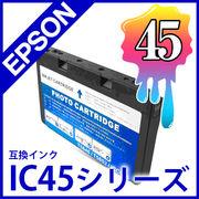 EPSON(エプソン) ICCL45 4色一体型 【 互換インク インクカートリッジ 】