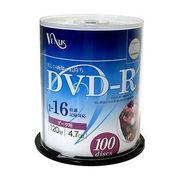 VENUS DVD-R16倍速100枚スピンドルVR47-16X100PWX5P