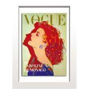 ИVoque's Poster series【Vogue Paris December 1983】