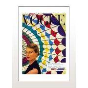 ИVoque's Poster series【Vogue Paris Ju-Aot 1954】