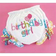 �y3���܂Ŏ\��zMud Pie �}�b�h�p�C ���ނƒJ�o�[ BIRTHDAY GIRL BLOOMER
